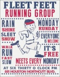 Mount Pleasant Monday RunDay