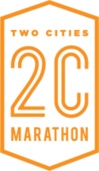 2 Cities Full Marathon 2019