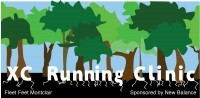 2018 XC Summer Running Clinic