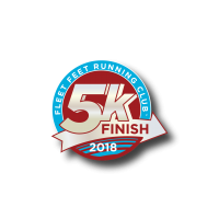 2018 Winter 5K Finish (Formerly No Boundaries)