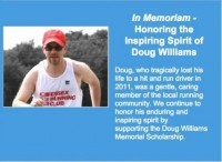 Doug Williams Memorial Scholarship Breakfast Run