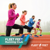 Fleet Feet Running Club 10k-Turkey Trot 2018