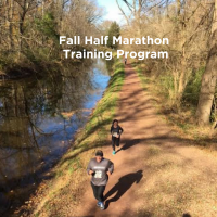 2018 Fall Half Marathon Training Program