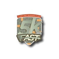 2018 Intermediate 5K: FAST Training Program