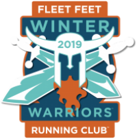 Fleet Feet Madison and Sun Prairie Winter Warriors 2019