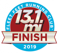 Fleet Feet 13.1 Training Spring 2019