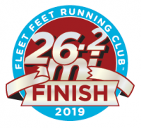 Fleet Feet 26.2 Training Spring 2019