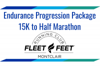 2019 Endurance Progression Package - 15K to Half